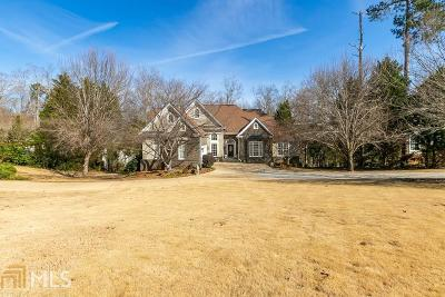 Snellville Single Family Home Under Contract: 2724 Lone Star Ct