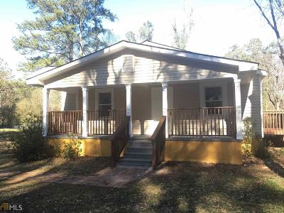 Covington Single Family Home New: 79 Ridge Rd