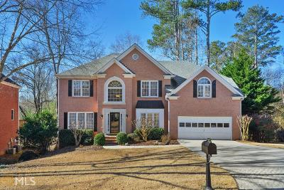 Suwanee Single Family Home New: 10910 Regal Forest Dr