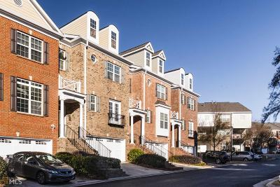 Alpharetta Condo/Townhouse New: 12816 Doe Dr