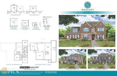 Suwanee Single Family Home Under Contract: 1045 Wescott Ave