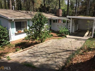 Atlanta Single Family Home New: 2043 Abby