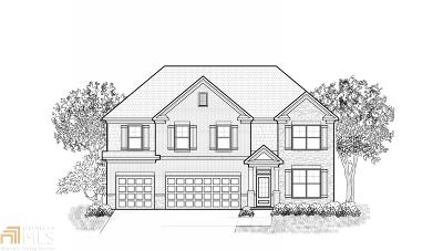 Powder Springs Single Family Home New: 5379 Silver Woods Walk