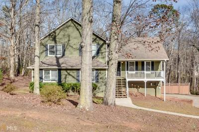 Woodstock Single Family Home New: 420 Wood Branch St