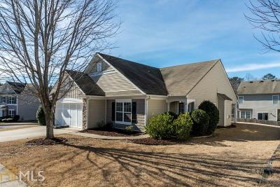 Canton Single Family Home New: 312 Woodland Pass