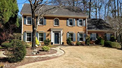 Marietta Single Family Home New: 720 Princeton Mill