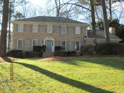 Lilburn Single Family Home Under Contract: 791 Montego Way
