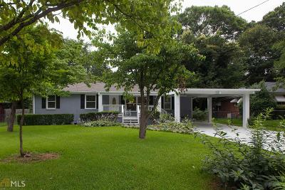 Decatur Single Family Home New: 3302 Beech Dr