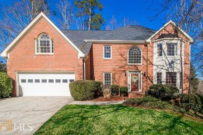 Johns Creek Single Family Home For Sale: 245 Judson Way
