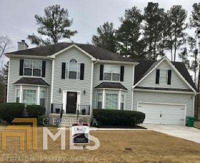 Lithonia Single Family Home New: 7801 Providence Point Way