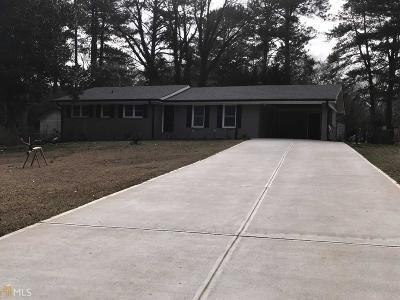 Lilburn Single Family Home Under Contract: 383 Greenleaf Ct
