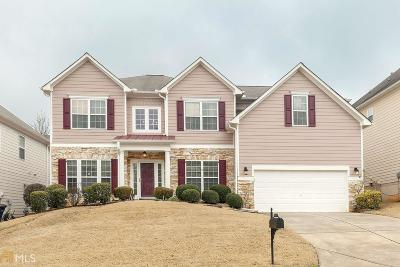 Lithia Springs Single Family Home For Sale: 7623 Forest Glen Way