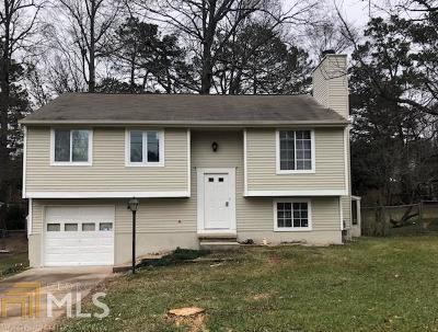 Lilburn Single Family Home For Sale: 708 Sunfield Dr