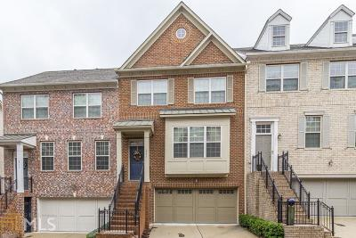 Brookhaven Condo/Townhouse New: 2771 Durham Dr #61