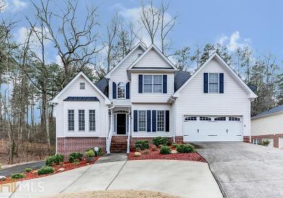 Marietta Single Family Home New: 1550 Fallen Leaf Drive