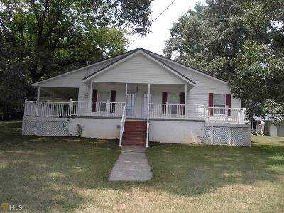 Demorest Single Family Home Under Contract: 4037 Highway 115