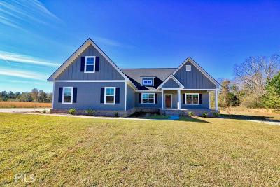 Statesboro Single Family Home New: 116 Windmill Plantation Drive