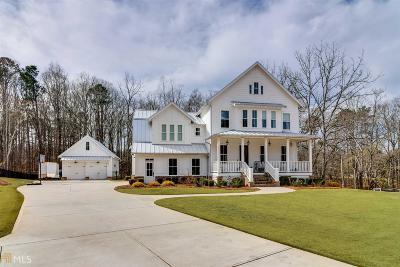 Loganville Single Family Home For Sale: 3277 Briscoe Rd