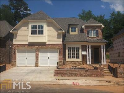 Smyrna Single Family Home For Sale: 3909 Collarton Close