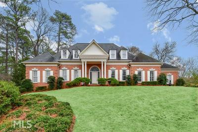 Sandy Springs Single Family Home New: 8565 Valemont Dr