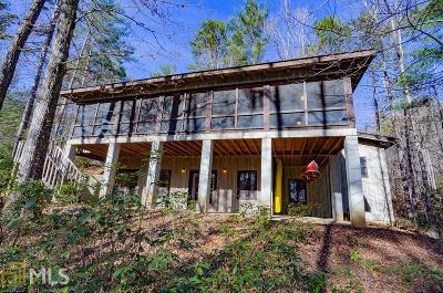 Rabun County Single Family Home New: 777 Wildflower Circle