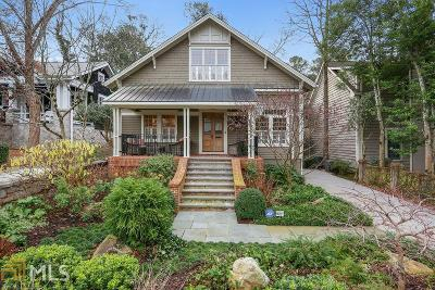 Ansley Park Single Family Home Under Contract: 153 Westminster Dr