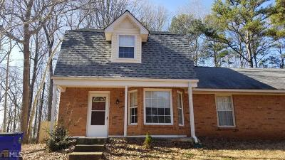 Woodstock Condo/Townhouse Under Contract: 4923 Farmstead Ct