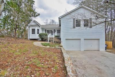 Acworth Single Family Home New: 4795 Baker