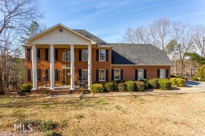 Cartersville Single Family Home For Sale: 39 Mission Hills Dr
