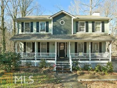 Marietta Single Family Home New: 3875 Winners Ct