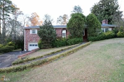 Marietta Single Family Home New: 2160 Groover Rd
