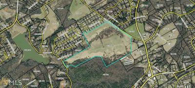 Habersham County Farm Under Contract: Demorest Mt Airy Hwy