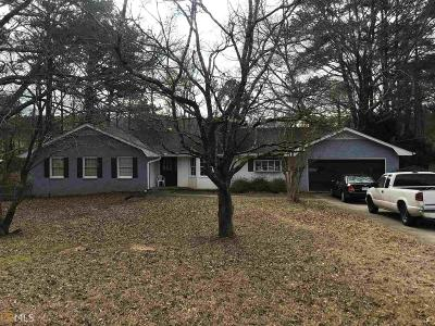 Fayetteville Single Family Home New: 2021 Forest