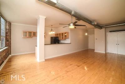 Cornerstone Village Condo/Townhouse For Sale: 800 Peachtree St #8406