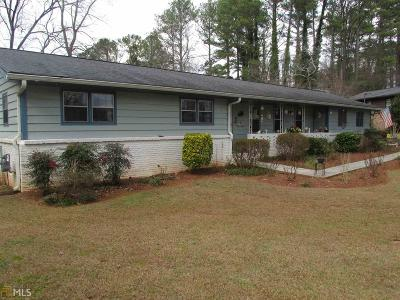 Lilburn Single Family Home Under Contract: 463 SW Paschal Cir #L7 BA