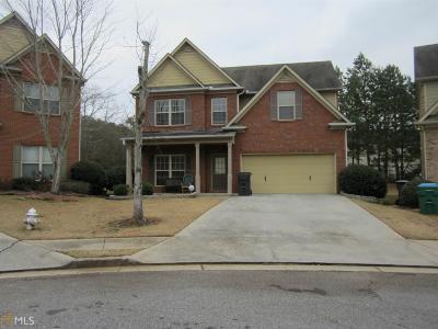 Tucker Single Family Home For Sale: 6210 Crestgate Ln