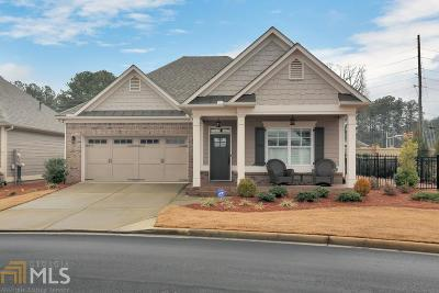 Kennesaw Single Family Home Under Contract: 3454 Serenade Commons