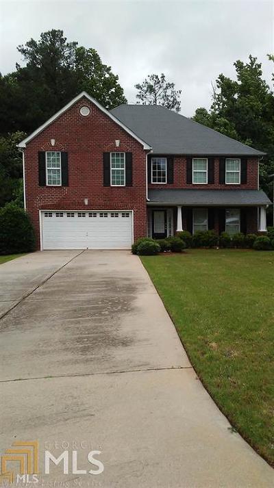 Douglasville GA Single Family Home New: $239,900