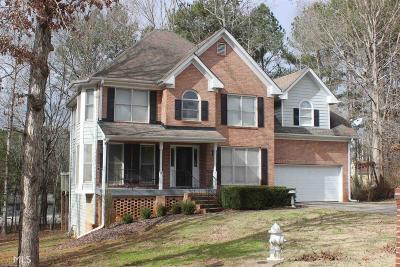 Conyers Single Family Home New: 543 SE Winners Circle