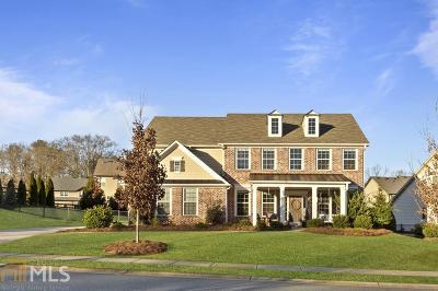 Woodstock Single Family Home New: 311 Spotted Ridge Cir