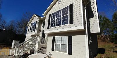 Douglasville GA Single Family Home New: $169,900