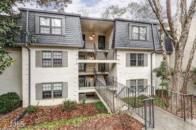 Atlanta Condo/Townhouse New: 160 Amherst Place NW