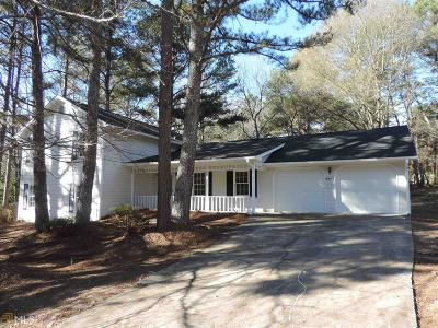 Snellville Single Family Home For Sale: 4407 Rebel