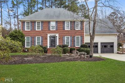 Woodstock Single Family Home New: 1651 Pine Ridge Cir