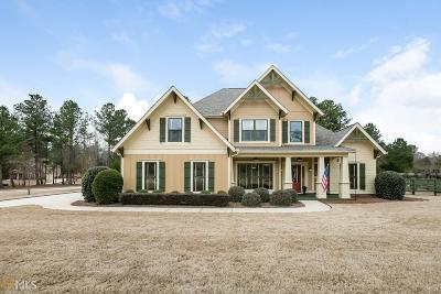 Senoia Single Family Home Under Contract: 73 Common Oak