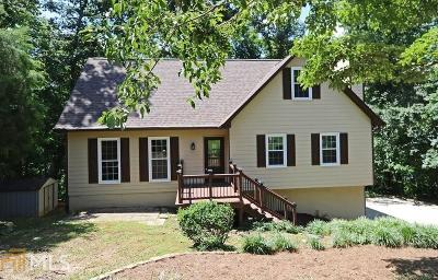 Roswell Single Family Home For Sale: 3565 Garrards Xing