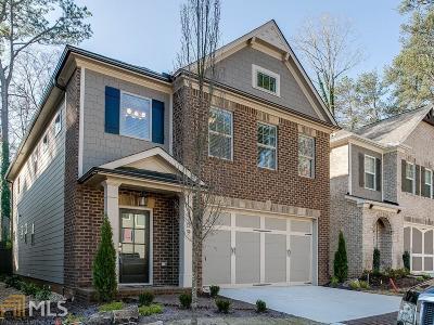 Tucker Single Family Home Under Contract: 3709 Lexington Rd