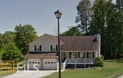 Powder Springs GA Single Family Home Under Contract: $137,000