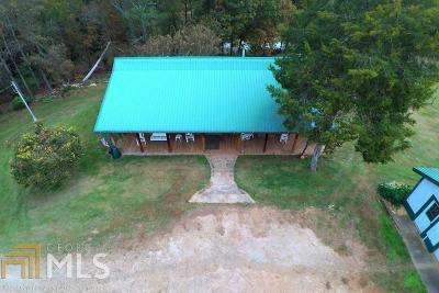 Bowdon Single Family Home For Sale: 1288 Reavesville Rd