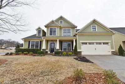 Braselton Single Family Home Under Contract: 6101 Riverview